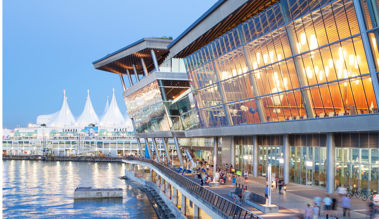 Image result for vancouver convention center